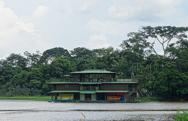 Courtesy Jungle Land Floating Lodge