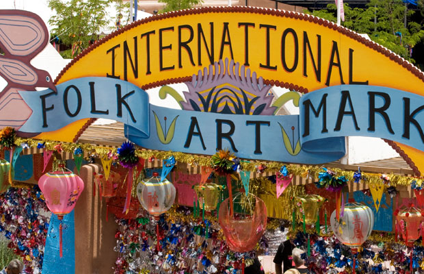 International Folk Art Market - Santa Fe