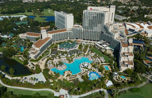 Orlando World Center Marriott in Florida