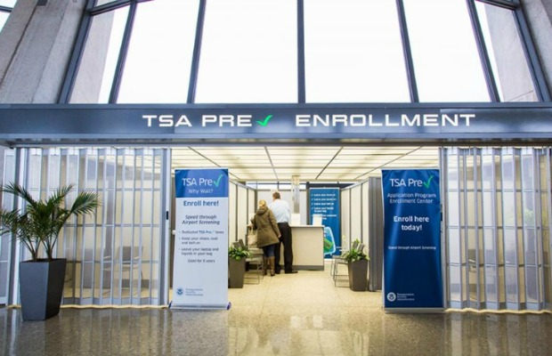 TSA PreCheck enrollment center