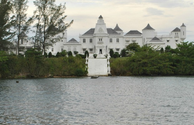 Trident Castle in Port Antonio, Jamaica
