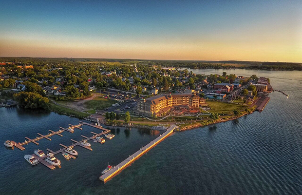 1000 Islands Harbor Hotel/Facebook/Nick Atwood