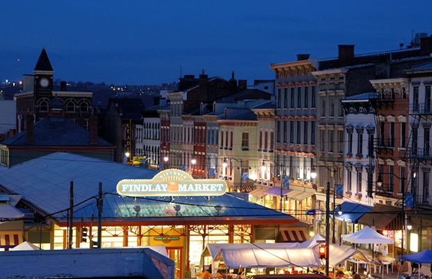 Findlay Market, Cincinnati/Facebook