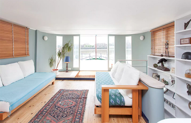 Chelsea Riverboat/Courtesy Airbnb