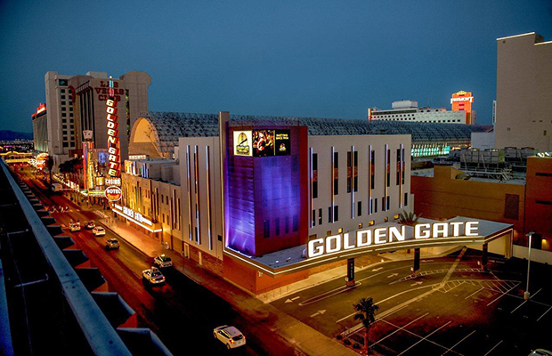 Golden Gate Hotel and Casino/Facebook