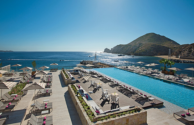 Infinity Pool/Breathless Cabo San Lucas