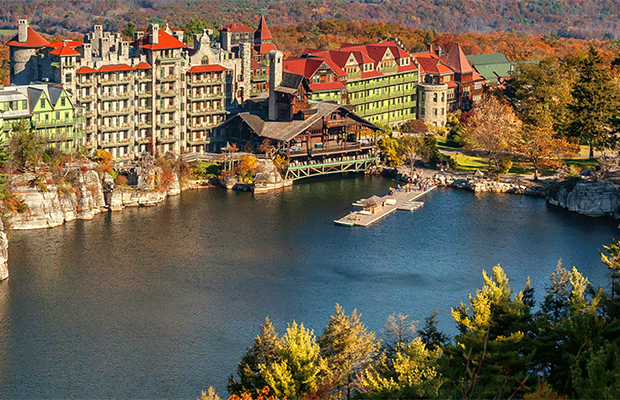 Courtesy Mohonk Mountain House