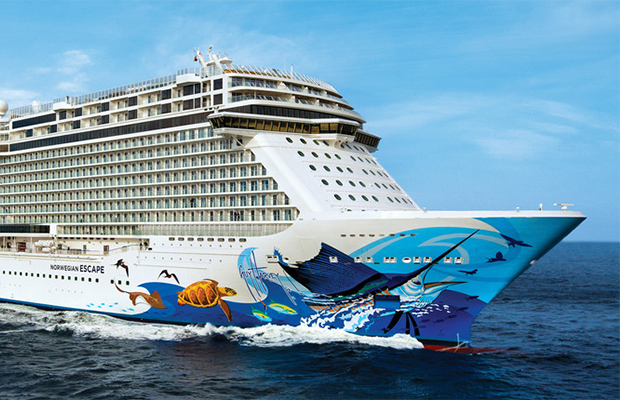 Norwegian Cruise Line/Norwegian Escape