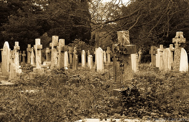 Flickr Javier Carcamo Southampton Old Cemetery