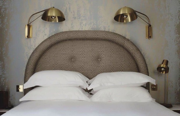 Guestroom at Grand Pigalle in Paris, France