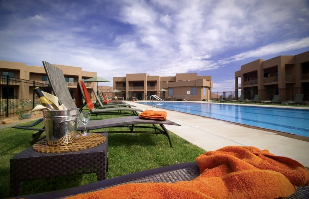 Poolside/Red Mountain Resort in Ivins, Utah