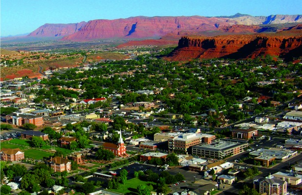 St. George City, Utah