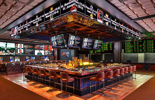 Race and Sports Bar