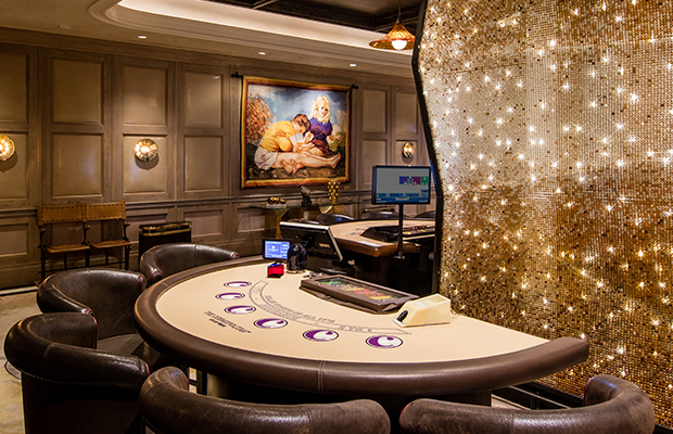 The Talon Club/The Cosmopolitan of Las Vegas