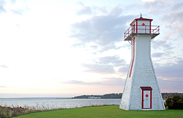 Northport Back Range Lighthouse, Prince Edward Island/flickr/Dennis Jarvis