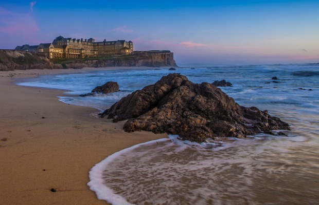 Ritz-Carlton at Half Moon Bay in California