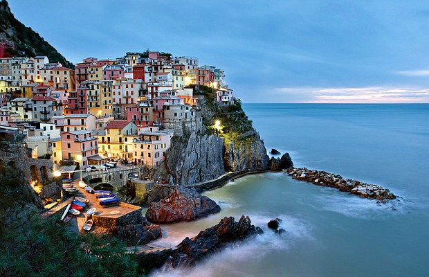 Cinque Terre/Flickr: Fougerouse Arnaud