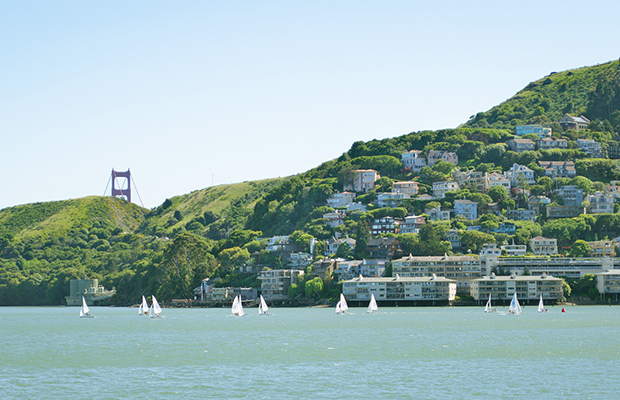 Sausalito/flickr/Aaron Swift