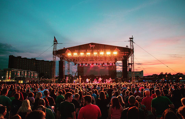 The Stone Pony Summer Stage/Facebook/Asbury Park Boardwalk