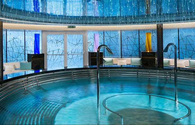 Greenhouse Spa's Hydropool/Holland America Line