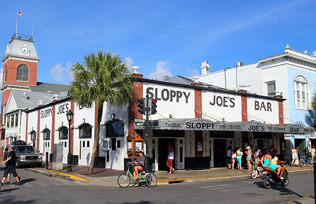 Sloppy Joes Bar, Key West/Facebook