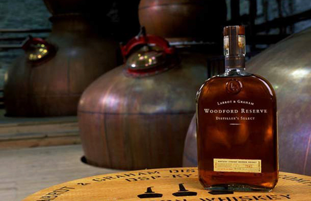 Woodford Reserve bourbon/Griffin Gate Marriott Resort & Spa