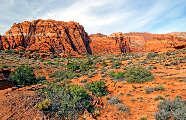 Snow Canyon State Park/iStock