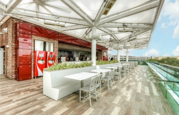Rooftop-at-coca-cola-store-orlando-the-coca-cola-company
