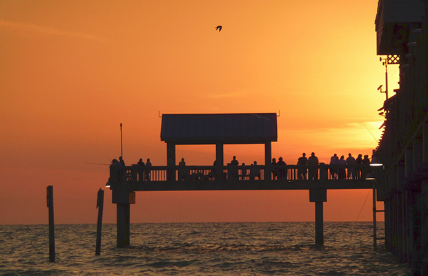 Clearwater Beach/flickr/Melvin Buddy Baker