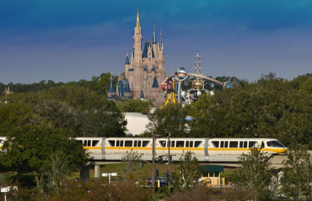 Magic Kingdom in Orlando, Florida