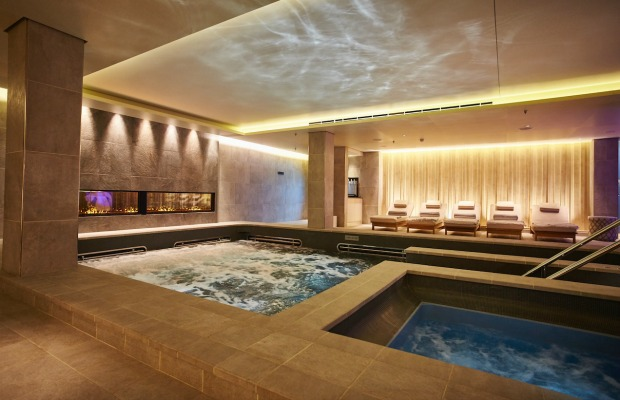 Spa on Viking Star