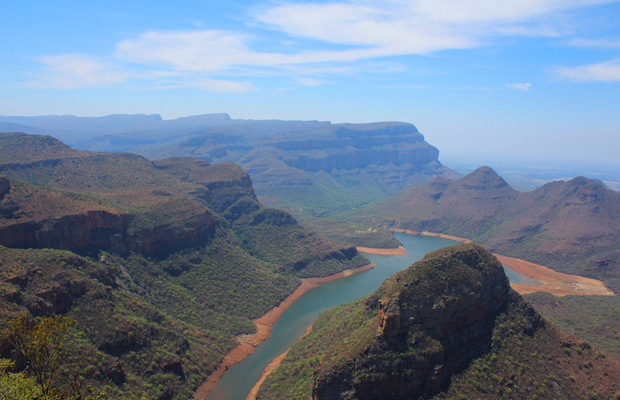 Blyde River Canyon/Christina Garofalo