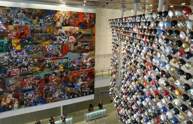 College Football Hall of Fame/