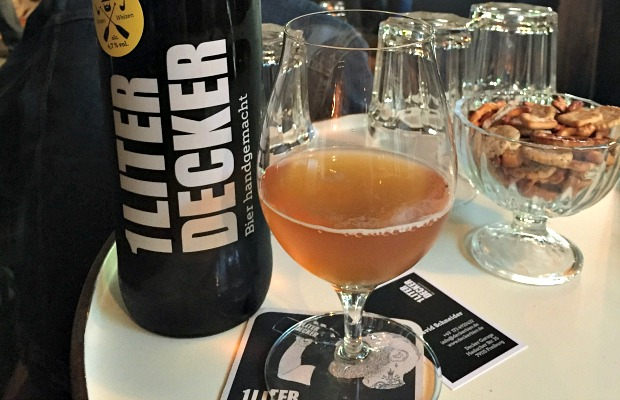 Decker Beer Garage in Freiburg