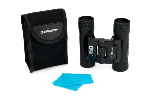 Celestron 10x25 Sun & Eclipse Observing Binoculars/Amazon