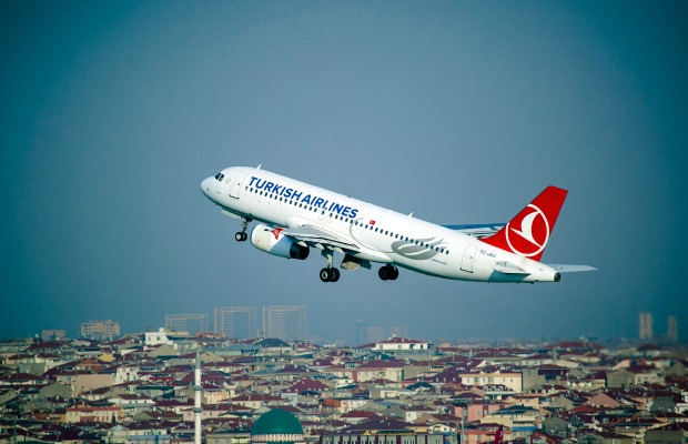 Turkish Airlines A320/Turkish Airlines