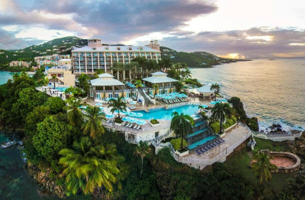 St. Thomas, Frenchman's Reef & Morning Star Marriott Resort