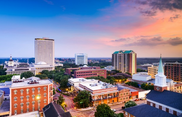 Tallahassee, Florida, downtown