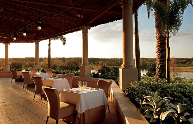 Norman's Patio/Ritz-Carlton Orlando