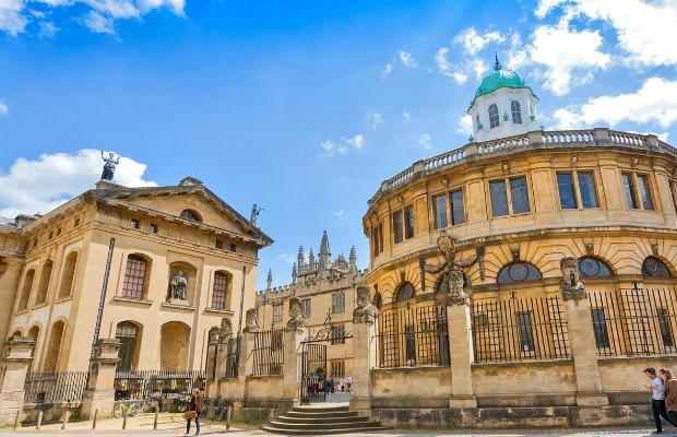 Sheldonian Theatre, Oxford University/iStock