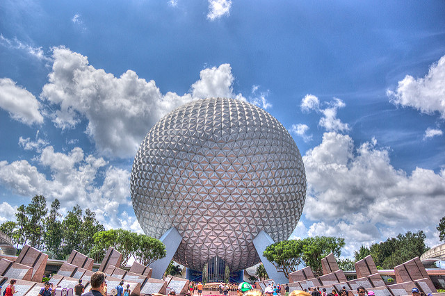 Epcot/Flickr/Ricardo's Photography