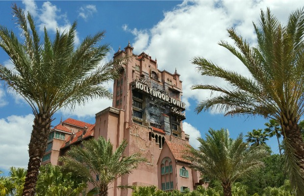 Hollywood Tower of Terror at Walt Disney World