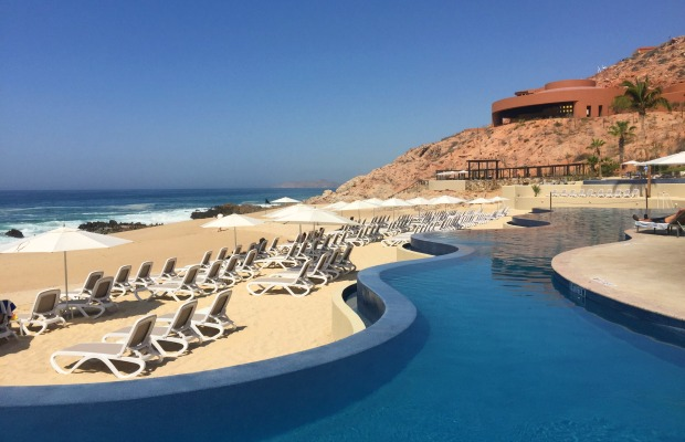 Los Cabos, Mexico, The Westin Los Cabos infinity pool
