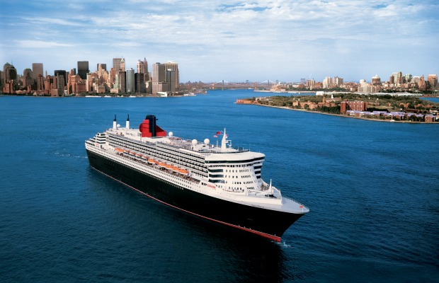 Cunard, Queen Mary 2, New York