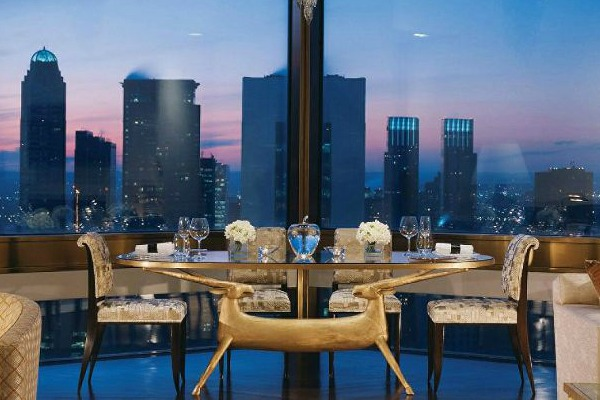 New York, New York, Four Seasons Hotel, Ty Warner Penthouse