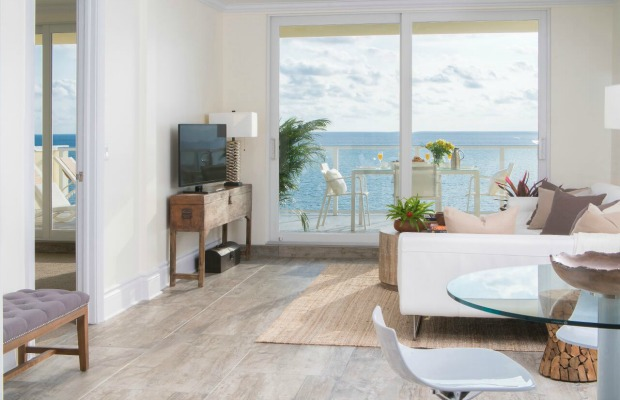 Fort Lauderdale, Florida, Pelican Grand Beach Resort, Sky Suite