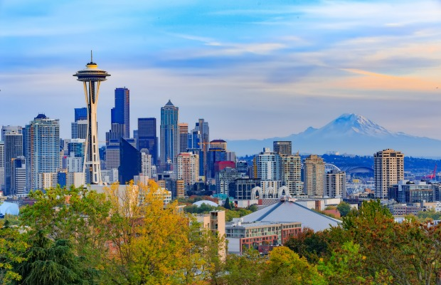Seattle, Washington, skyline