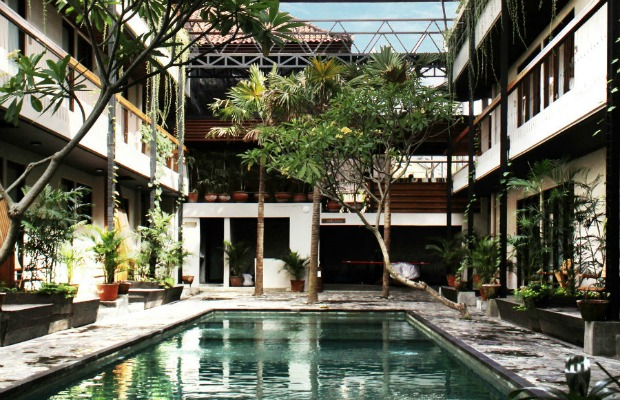 Bali, Indonesia, Roam Co-Living