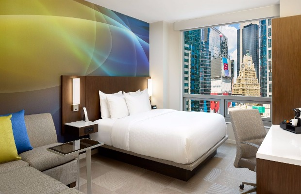 Midtown, New York, LUMA Hotel Times Square