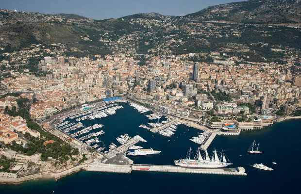 Monaco courtesy of Monaco Press Centre Photos
